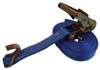 2000Kg Ratchet Strap with 35mm Webbing and Claw Hooks