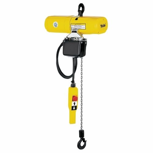 Yale CPS Electric Chain Hoist 125kg