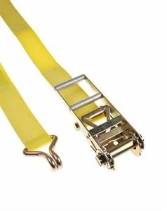 10 Tonne Ratchet Straps with Claw Hooks
